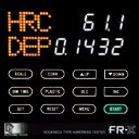 Màn hình Máy đo độ cứng Rockwell FR-X