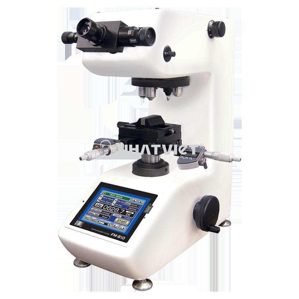 Micro Vickers Hardness Tester FM-810 - Hardness testing machine