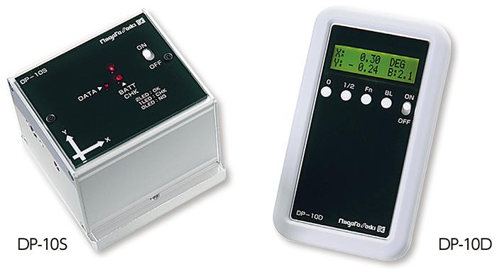 Dụng cụ đo góc điện tử DP series