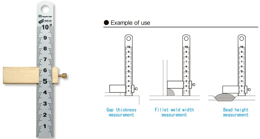 Dưỡng đo ba bước MSG-100KD