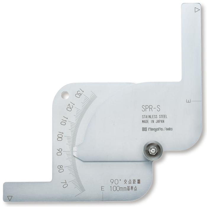 Thước đo mối hàn SPR-S