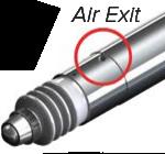 DJ/P-Air Exit