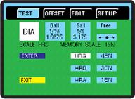 Thang đo Máy đo độ cứng Rockwell tự động LC-200R